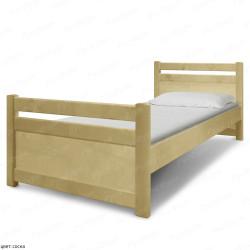 Кровать из массива сосны ВМК-Шале Визави 90 см