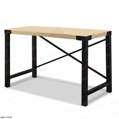 стол на металлокаркасе ВМК-Шале Бронкс
