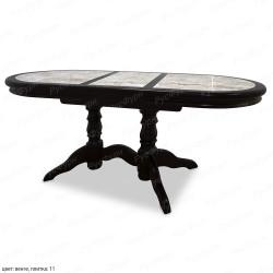 Обеденный стол ВМК-Шале Грэксон-2 овал