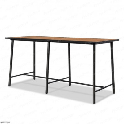 стол на металлокаркасе ВМК-Шале Гринвич