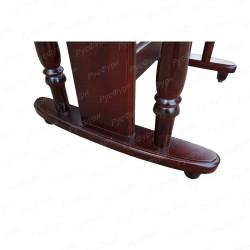 Обеденный стол ВМК-Шале Милвертон с точеными ножками