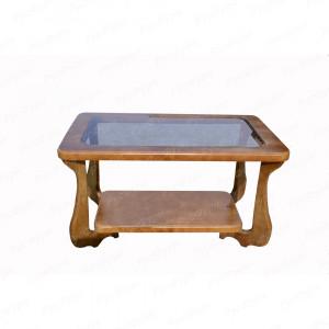 Журнальный стол из массива сосны Тонго