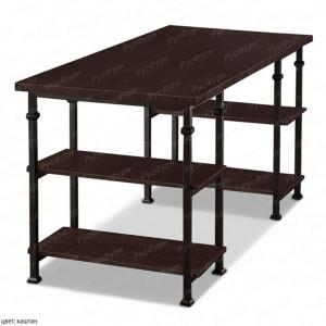 стол на металлокаркасе ВМК-Шале Уорхол