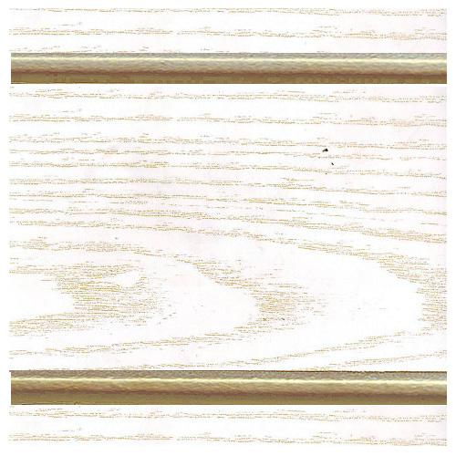 Тон 1 - Белый с золотой патиной